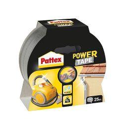 Páska Pattex® Power Tape, 50 mm, L-25 m, strieborná