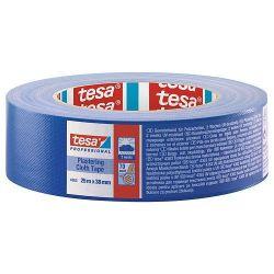 Paska tesa® PRO Plastering, omietacia, textilná, modrá, UV, 38 mm, L-25 m