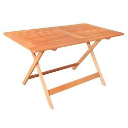 Stol LEQ LOMBORG, 135x75x72 cm, drevený