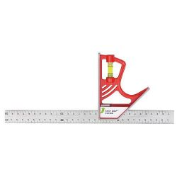 Uholník KAPRO® 325, 300 mm, Easy Grip™, libela