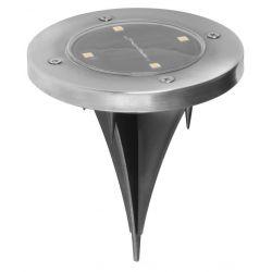 Lampa Solar Gruid, 115x140 mm, 4 LED, AA, bal. 2 ks