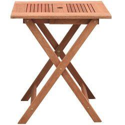 Stol LEQ BORREN, 45x60x72 cm, drevený