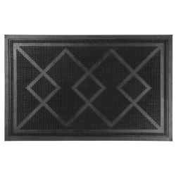 Rohozka MagicHome RBR 005 Geometry, 55x35 cm, guma