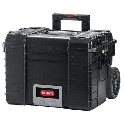 Box Keter® 17200383, Pro GEAR Cart, 56x46x48 cm, na náradie