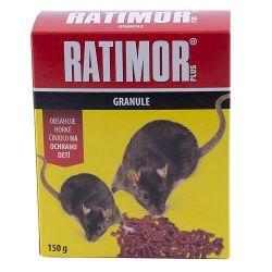 Navnada RATIMOR® Bromadiolon pellets, 150 g, granule