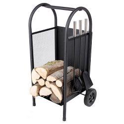 Stojan Homefire LR802, na krbové drevo + náradie, 350x310x810 cm