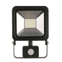Reflektor Floodlight LED AGP, 20W, 1600 lm, IP44, senzor