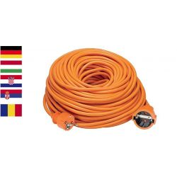 Cable garden GERMAN socket Strend Pro DG-YDB01 20 m, HU, RO, SRB, CRO