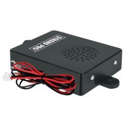 Odpudzovac eXvision VPR05, Ultrasonic, Flashlight, DC12V, na kuny a divu zver