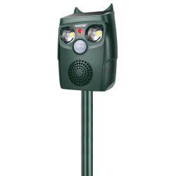 Odpudzovac eXvision SAR20, Ultrasonic, Flashlight, Solar, PIR, IP67, na kuny a divu zver