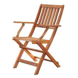 Stolicka LEQ HERRINGE, drevená, s opierkami