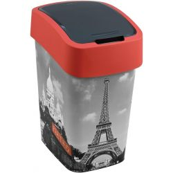 Kôš Curver® FLIP BIN 25L, PARIS, na odpad