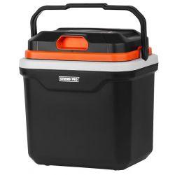 Autochladnicka Strend Pro, 2v1, 24 lit, 230V/12V, PUR izolácia