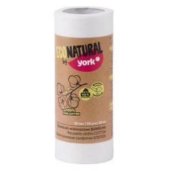 Utierky York ECONATURAL, kuchynské, 100% bavlna, 30 ks