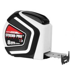 Meter STREND Pro Premium 8 m, stáčací, Auto STOP, magnetic