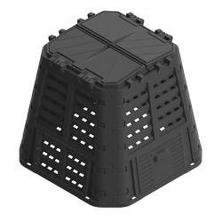 Komposter ECO 420 lit, čierny