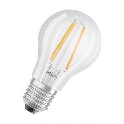 Ziarovka OSRAM® LED FIL 060 (ean8645) non-dim, 7W/840 E27 4000K Value CLASSIC A