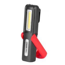 Svietidlo Worklight CWL1110, COB+1 XPE 200 lm, 1200mAh, magnet, USB nabíjanie