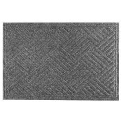 Rohozka MagicHome CBM 5011, Rhombus, 60x40 cm, seda