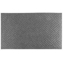 Rohozka MagicHome CBM 5013, Rhombus, 75x45 cm, seda