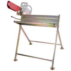 Stojan Strend Pro, 88x71x86 mm, max. 120 kg, na pílenie dreva, s držiakom na pílu