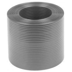 Páska EUROSTANDARD PVC 19 cm, tieniaca, antracit, krycia, k plotovým panelom, bal. 26 m, RAL7016