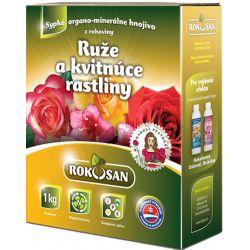 Hnojivo Rokosan Ruže a kvitnúce rastliny, 1 kg