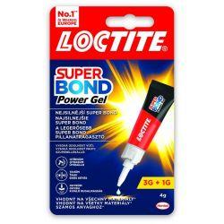 Lepidlo Loctite® Super Bond Power Gel, 4 g