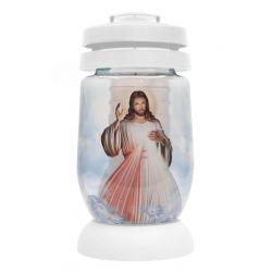 Kahanec bolsius 3D Ježiš, 36 hod., 111x111x235 mm