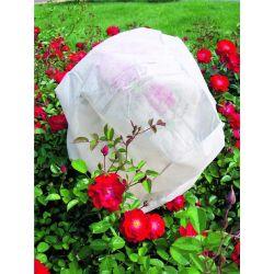 Návlek Strend Pro, 17 g, biely, ochranný, proti mrazu, netkaná textília, 150x120 cm, 2 ks