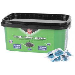 RODICUM extra, návnada, proti potkanom a hrabošom, 720 g