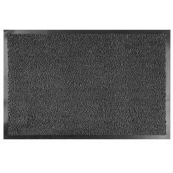 Rohozka MagicHome CPM 304, 40x60 cm, čierna/šedá