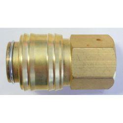 """Rychlospojka na kompresor Airtool NUQ-1, 1/4"""", Ms, vnútorný závit, na vzduch"""