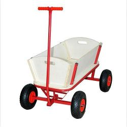 Vozik Handtruck 812, nos. 100 kg, 50 lit, 920x610x980 mm, záhradný