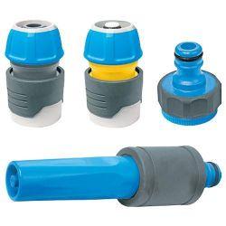 Sada zavlažovacia AQUACRAFT® 550390, SoftTouch, spojka, STOP, adaptér, dýza