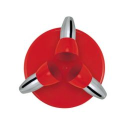 Svítidlo SPOT DORA 3 x E14, červený