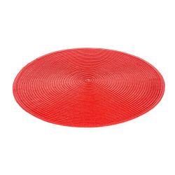 BANQUET Prostírání kulaté TONDO průměr 38 cm, červené
