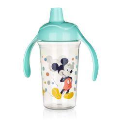 Láhev plastová pro děti MICKEY 295 ml