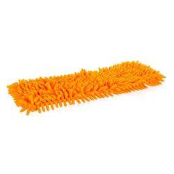 Mop náhradní žinylkový, oranžový