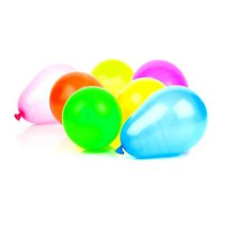 BANQUET Balonky nafukovací latexové MY PARTY 25,3 cm, 8 ks, neonové