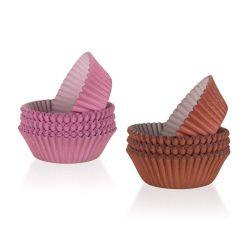 BANQUET Sada cukrářských košíčků CAKE 8,7 cm, 100 ks, mix barev