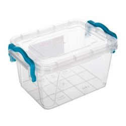 BANQUET Box univerzální GEMA 800 ml, tyrkysový