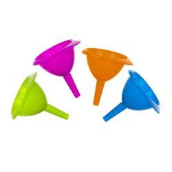 BANQUET Trychtýř plastový ACCASA 10,4 x 11,5 cm, mix barev