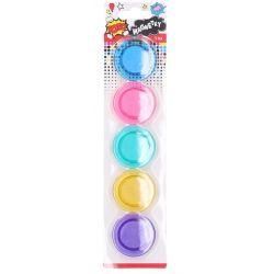 Magnetky farebné 4cm/5ks