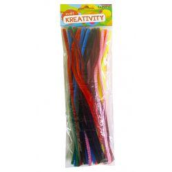 Dekoračné farebné drôtiky 40ks