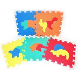 Mäkké puzzle bloky Dino 30 cm