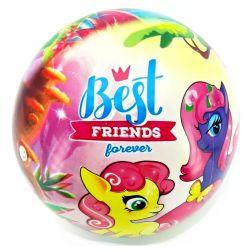 Lopta Best friends forever 14cm