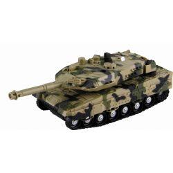 Tank 24 cm 2druhy - zelená