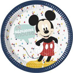 Taniere Mickey Mouse 23cm 8ks