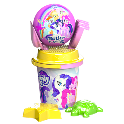 Sada do piesku s loptou My Little Pony 5ks